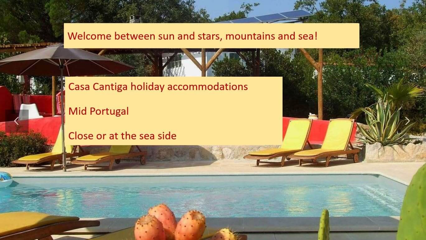 Zwembad Portugal Casa Cantiga Child Friendly Holiday Accommodations In Small Scale