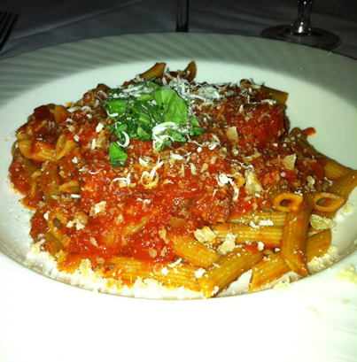 Whole Wheat Penne al Filetto Di Pomidoro