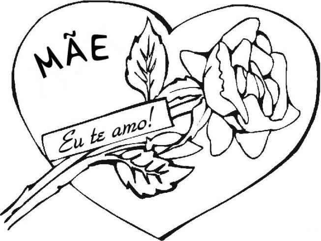 Valentines Cards Coloring Pages - Eskayalitim