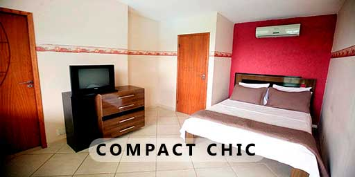 Suíte Compact Chic