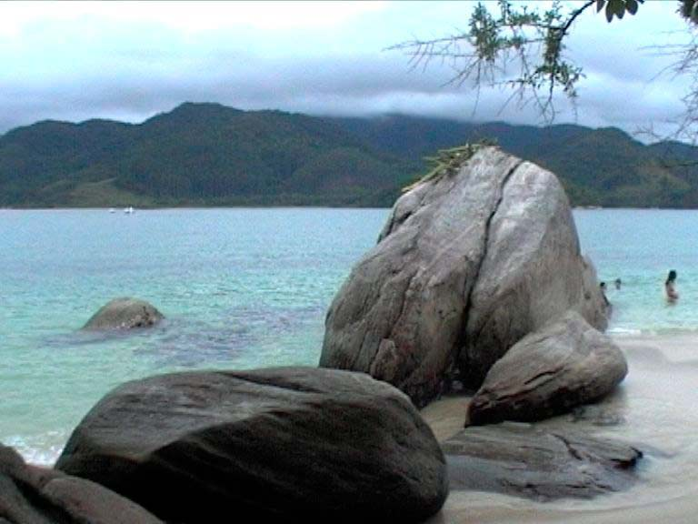 Ilha do pelado Paraty