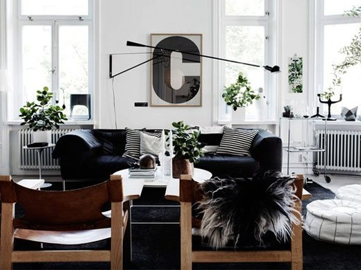 The home of Lotta Agaton / El hogar de la estilista Lotta Agaton // casahaus.net