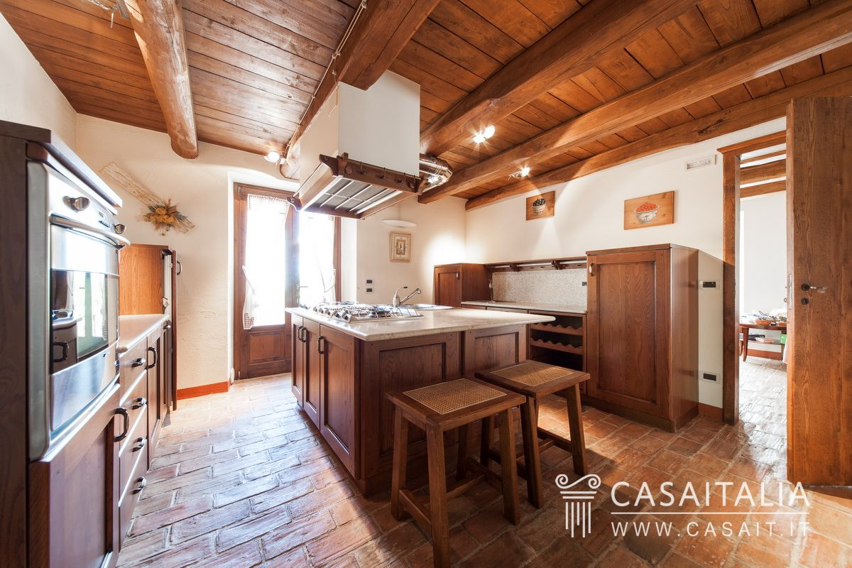 Cucina In Muratura Dimensioni | Cucina Con Isola Misure Simple ...