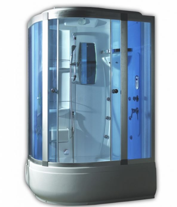 Tenda Per Vasca Jacuzzi Shower Enclosure | House Italy