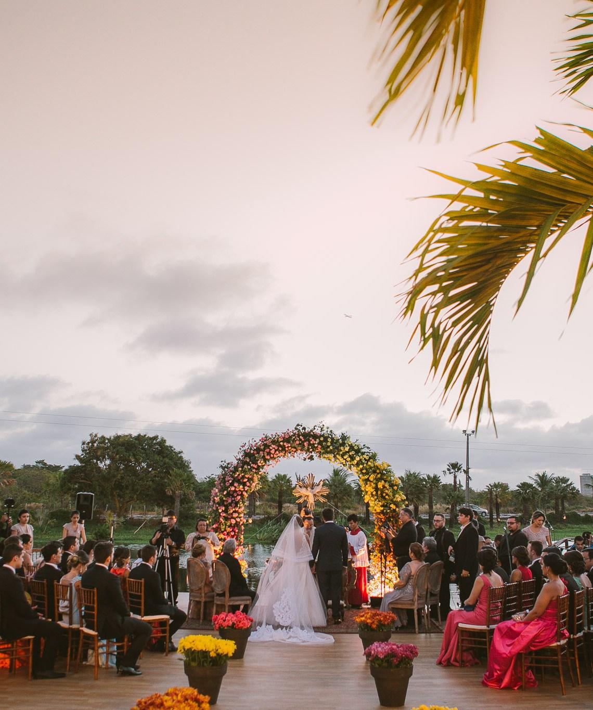 O destination wedding da Roberta e Felipe