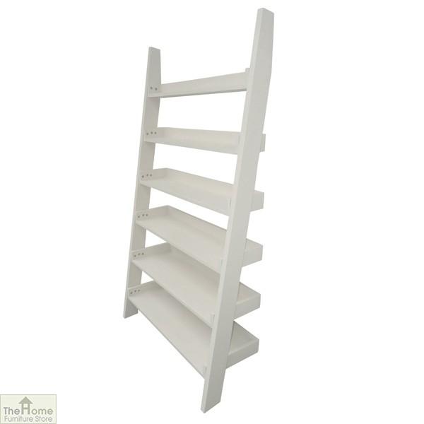 Gloucester Tall Narrow Ladder Shelf The Home Furniture Store