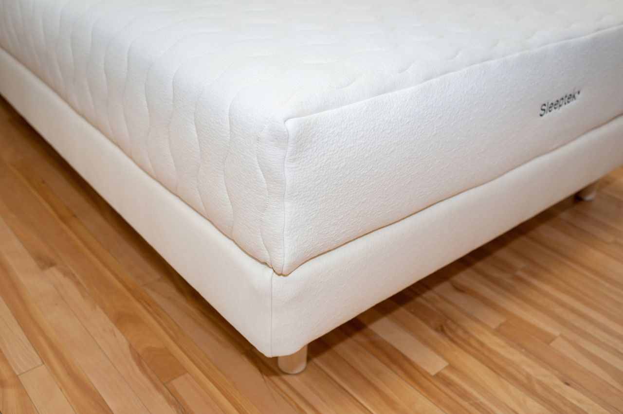 Rubber Mattress Sleeptek Euro 1 Mattress 6 432 Natural Rubber Mattress