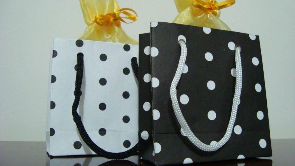 Dica 25 de Março: Embalagens de Bem-Casados