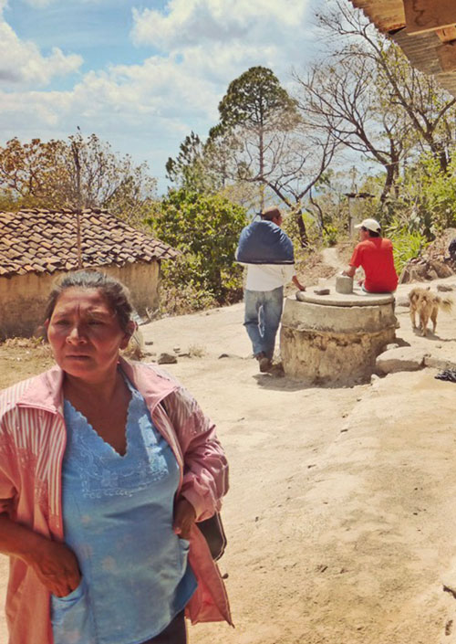 La Casa au Nicaragua: La lucha campesina sigue!…
