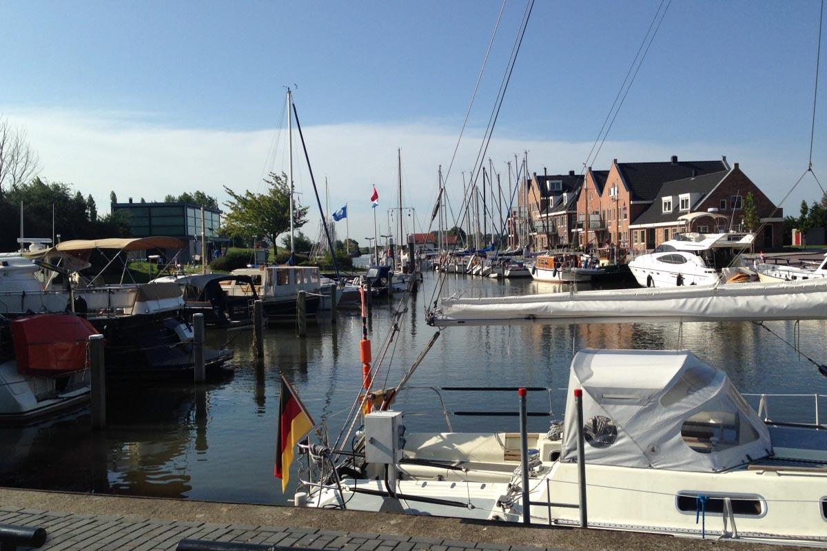 Hafen Oude Tonge