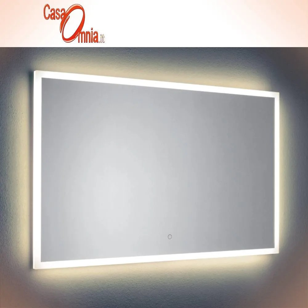 Led Luce Naturale Bathroom Mirror Ambient Led Lighting V C Starlight Casaomnia