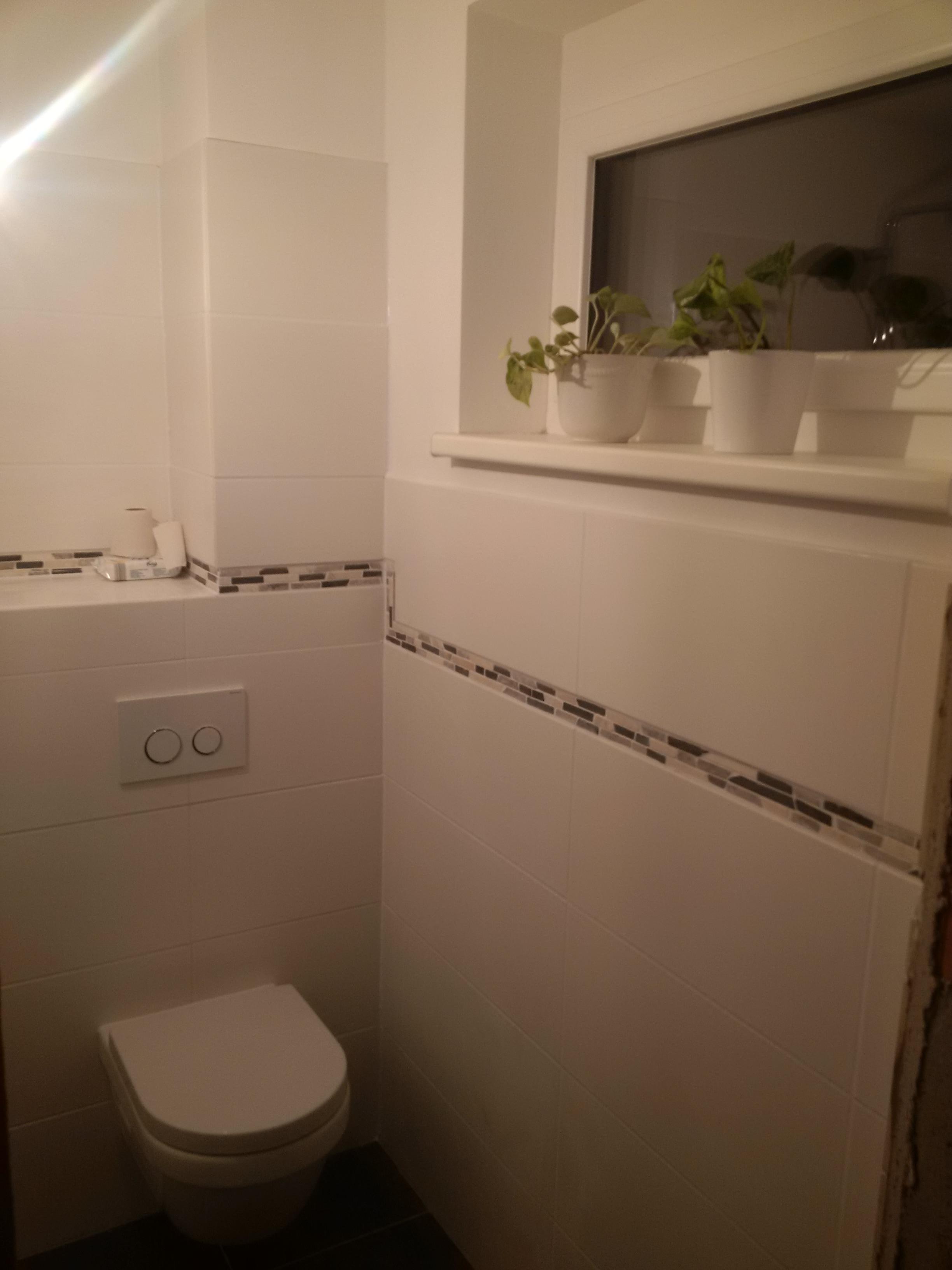 Badezimmer Deckenhoch Fliesen Oder Nicht | Wohnideen Design ...