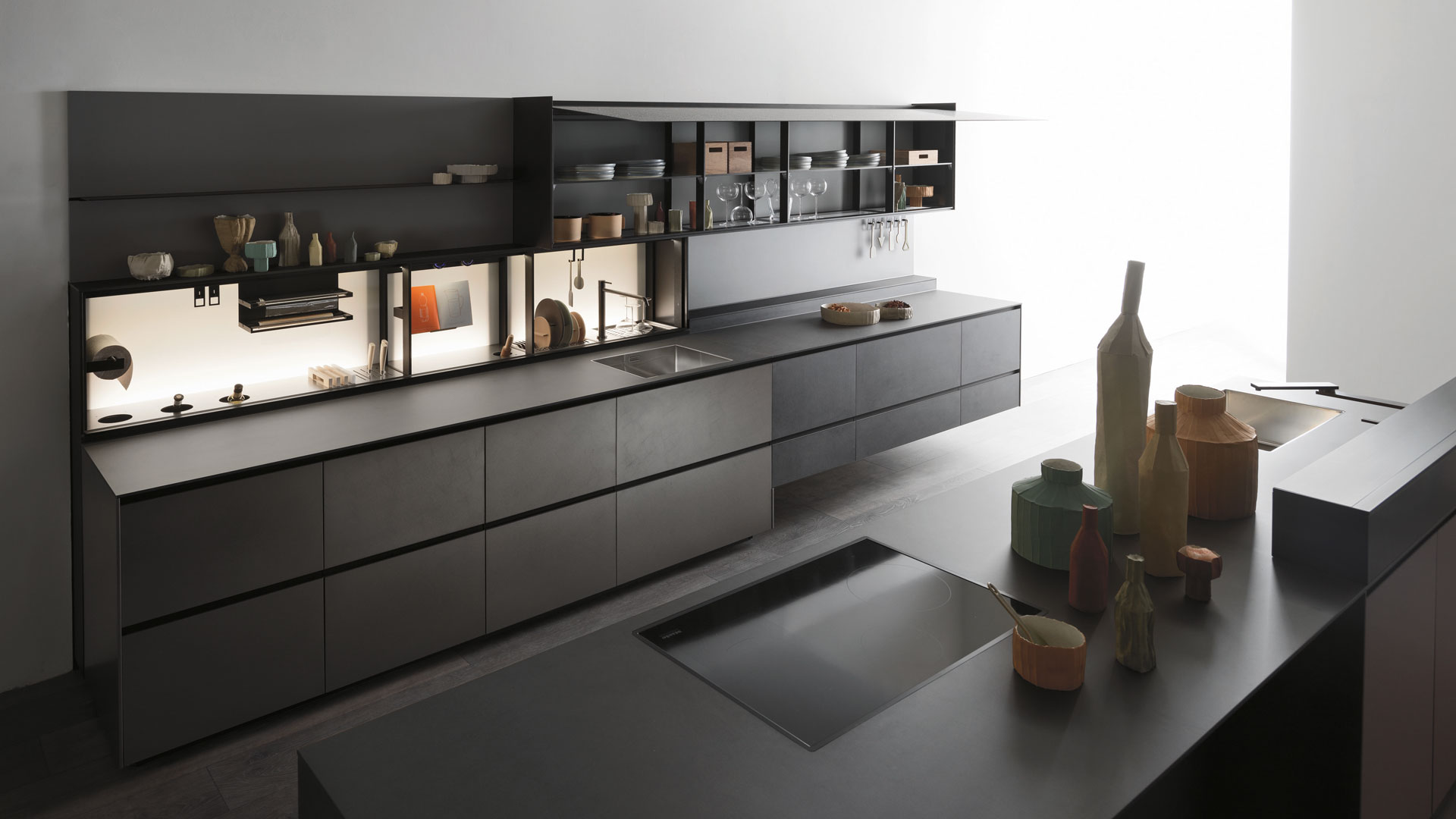 Kitchen Design Za Italian Furniture Luxury Brands Casarredo