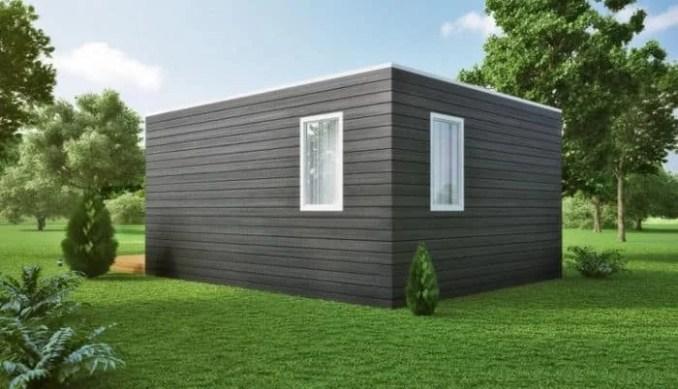 Casa prefabricada moderna m01 675 42 46 93 - Casas modernas prefabricadas ...