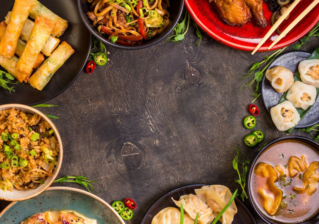 Cuisines With Spicy Food Different Types Of Asian Food Similarities And Differences