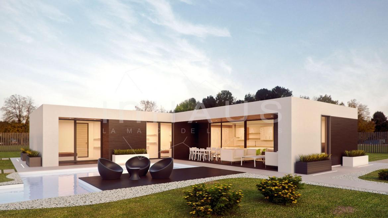 Modèle PEREIRE du constructeur de maison littoral habitat