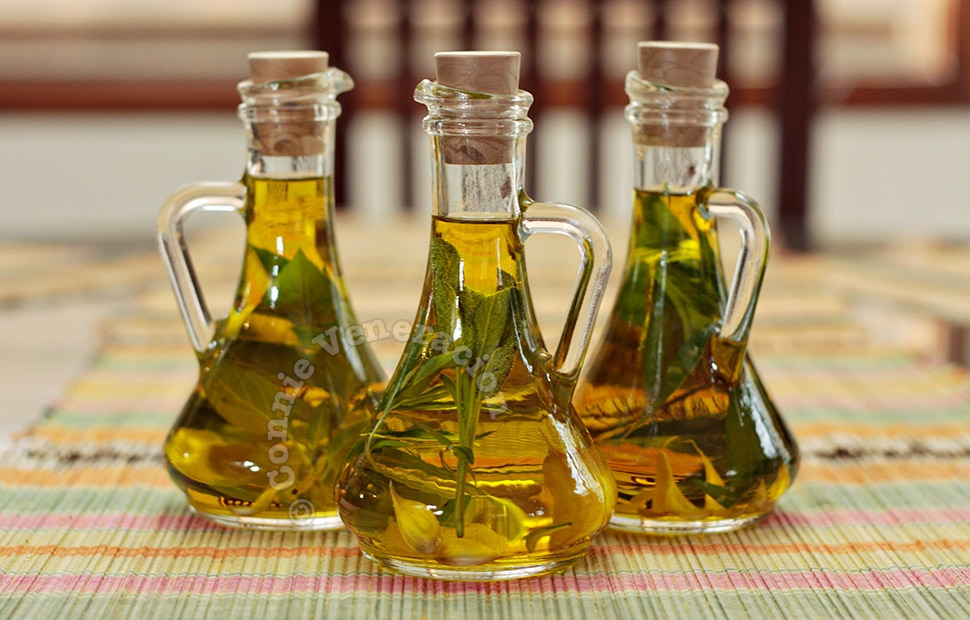 Herb-Infused Olive Oil | Casa Veneracion