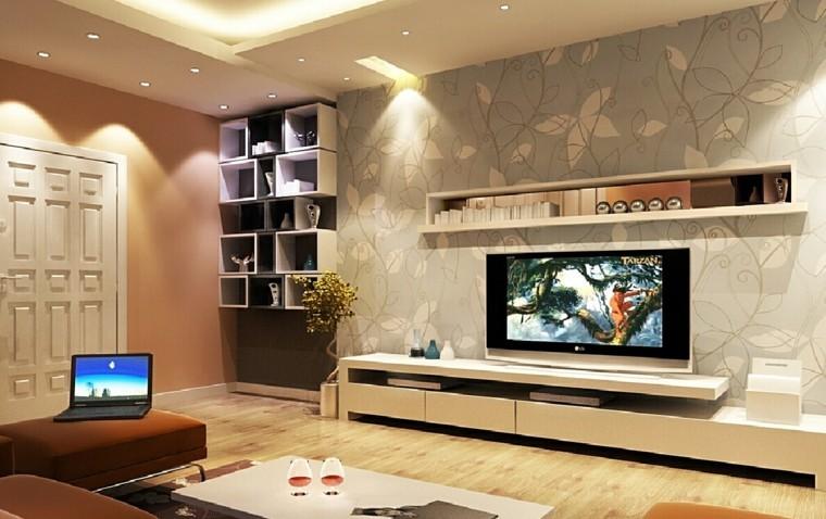 3d Modern Wallpaper For Walls Designs Pared Dise 241 O Y Texturas 50 Ideas Para Ser Diferentes