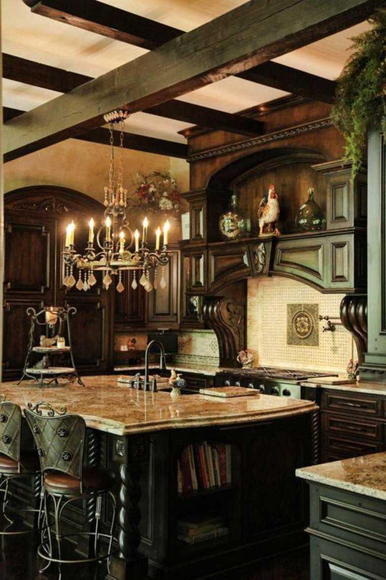 Muebles De Cocina Estilo Vintage | Muebles Vintage Cocina