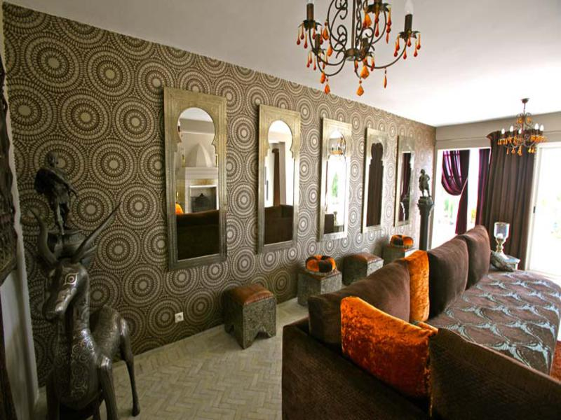 Decoracion De Interiores Tendencias 2016 Decoracion Andaluza - Motivos, Patrones Y Colores Con