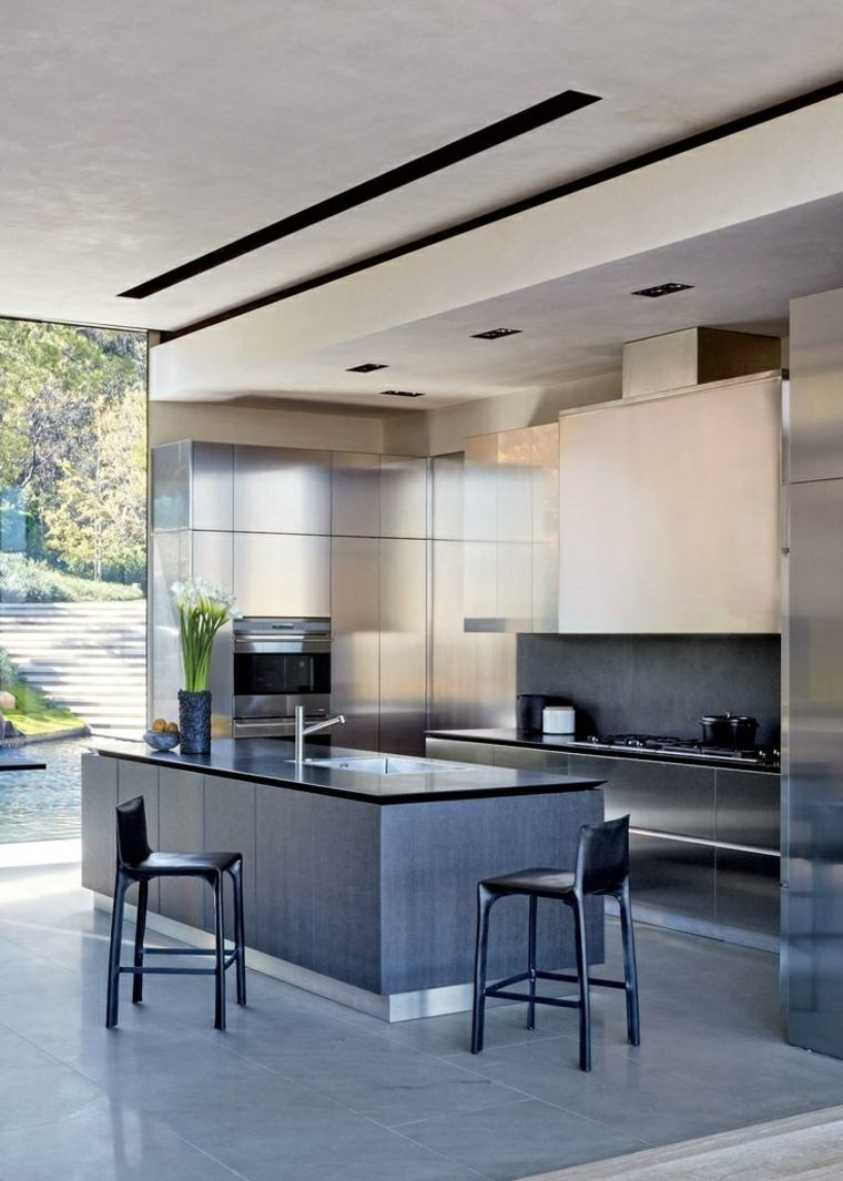 Muebles De Cocina Diseños Modernos | Diseños De Muebles De Cocina ...