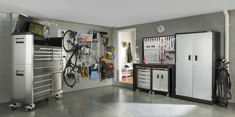 Garaje Consejos E Ideas Practicas Para Su Organizacion