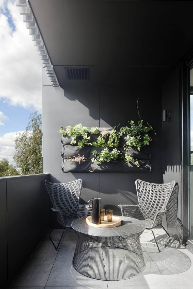 Zona Chill Out Jardin Decorar Balcon Pequeño Chill Out 50 Ideas Creativas
