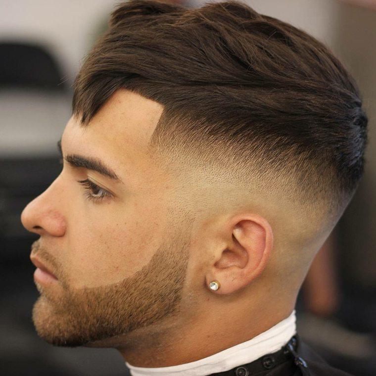 Peinados modernos para hombre - tendencias primavera/verano 2018 - - Peinados Modernos Para Hombres