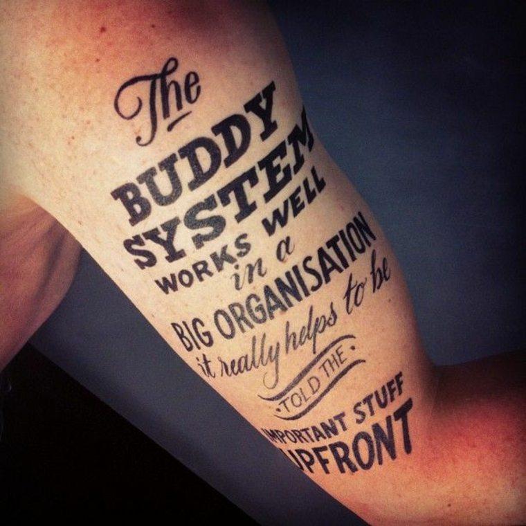 Tipos de letras para tatuajes - estilos y diseños a la última - - Letras Para Tatuajes