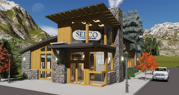 Tralee Credit Union We Are Here To Help Selco Community Credit Union Unveils Plans To Refurbish