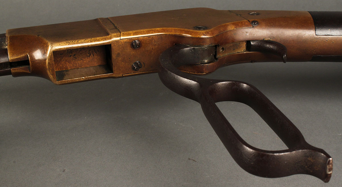 Manufact Lot 69: Henry Rifle, Serial #5217