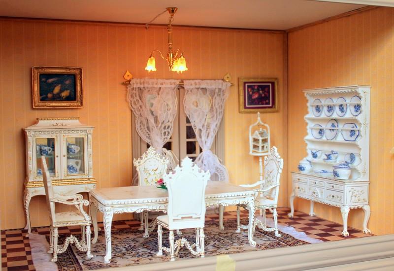 Tavolo Sala Da Pranzo Shabby