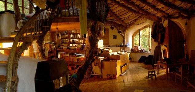 Casa ecologica care a fost si este exemplu pentru multi constructori (eco) din Romania
