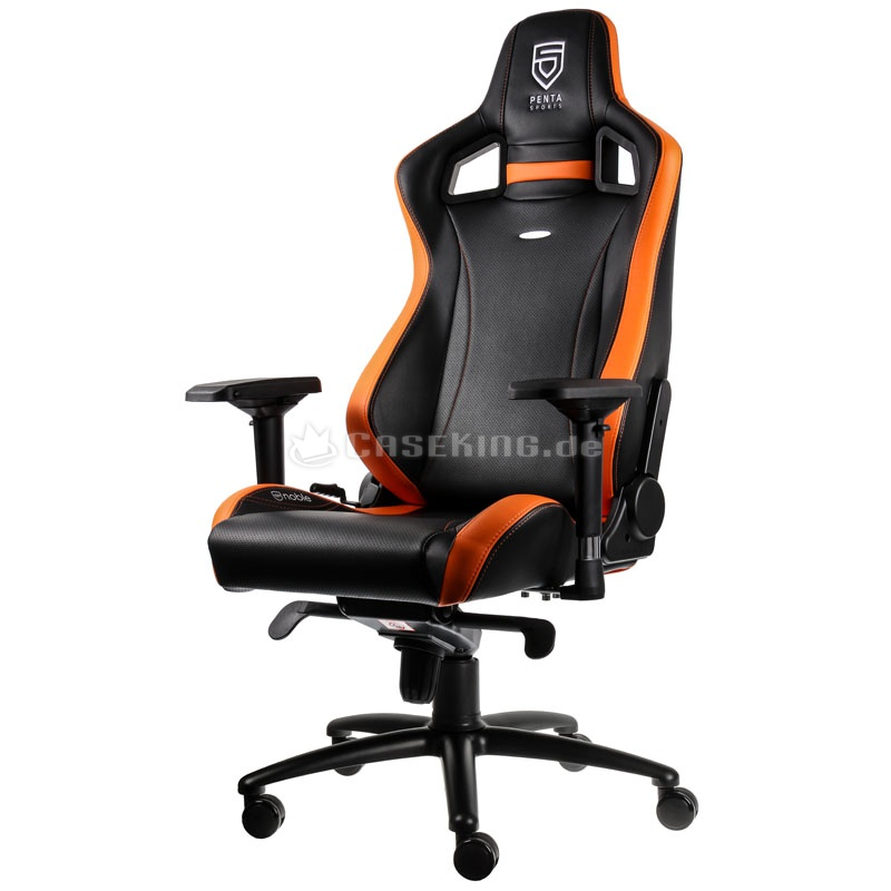 Gaming Sessel Echtleder Noblechairs Epic Gaming-stuhl In Der Penta… | Caseking