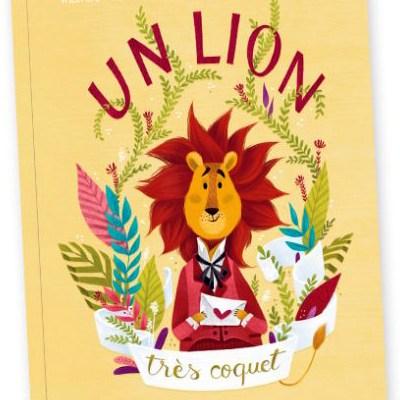 couverture-un-lion-tres-coquet-550x550