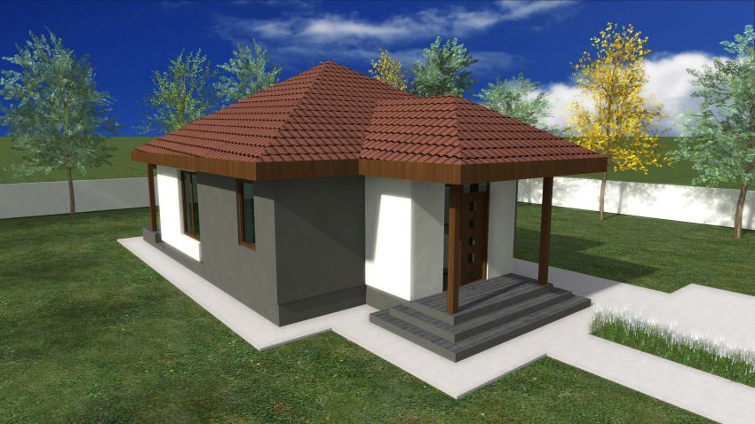 One Bedroom House Plans - Meeting Expectations - Houz Buzz - one bedroom house plans