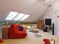 16 Small Attic Room Design Ideas - Houz Buzz