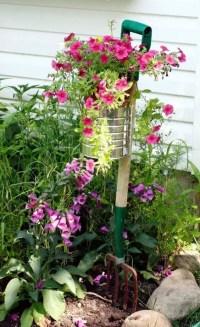 Rustic Flower Gardens - 17 Landscaping Ideas - Houz Buzz