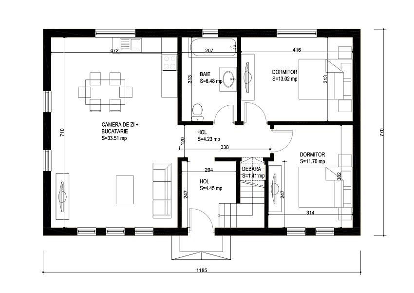 6 Medium Sized Two Story House Plans Houz Buzz