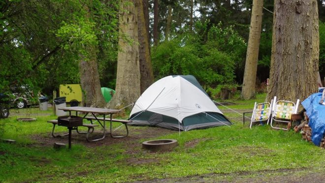 Planning a Late Summer Camping Trip? - Camp Casey