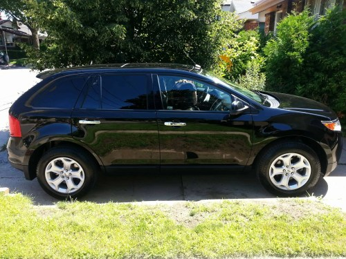 2011 Ford Edge Select with All-Wheel Drive