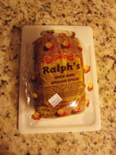 #100HappyDays — Day 22 — Ralph's Spice Bun