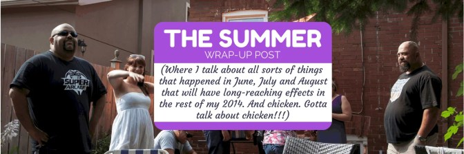 The Summer Wrap-Up Post Banner