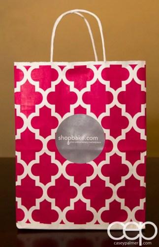ShopBake.com — Delivery Bag