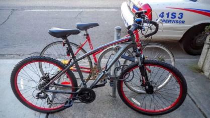 In it to Schwinn It, Vol. 2 — BIKE YOUR CITY. — Parking the Bike on the Danforth