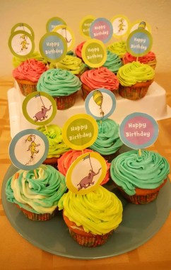 The Week That Was... November 1st - 7th, 2015 — Little Man's Second Birthday — Birthday Cupcakes