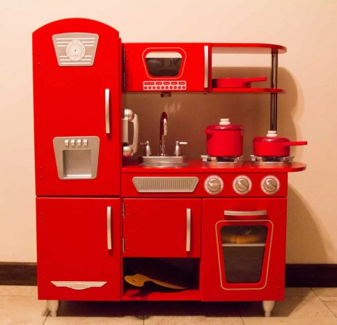 The Week That Was... November 8th - 14th, 2015 — KidKraft Retro Kitchen — The Finished Kitchen