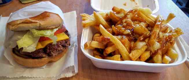 The Week That Was... October 25th - 31st, 2015 — Fresh Burger — Prime Burger with a Side of Poutine