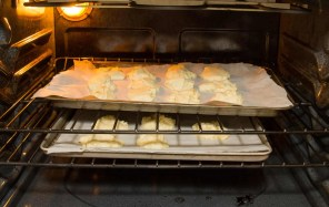 Netflix Stream Team, Season One, Episode Two — Baking Up a Storm with Netflix! (A Case Cringle Christmas, Day 7) — Melt-in-Your-Mouth Shortbread Cookies — Cookies in the Oven