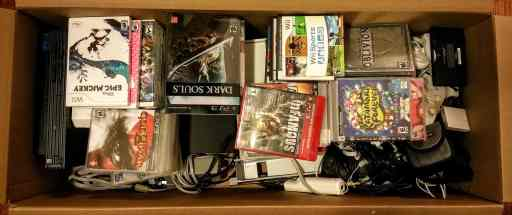 Netflix Stream Team, Season One, Episode Three — New Year, New View - How a Little Black Box Changed My Life — Old Consoles and Games